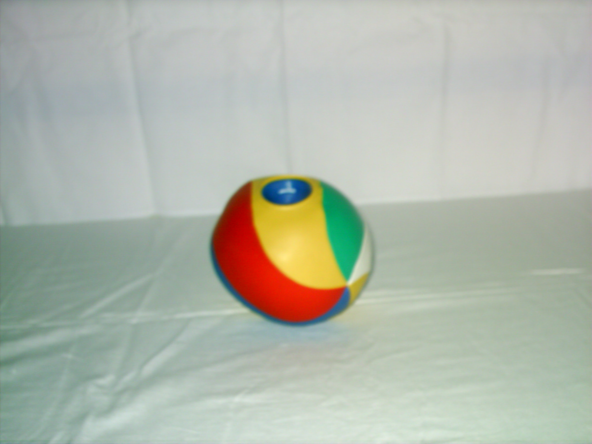 B002 Soft bal met geluid