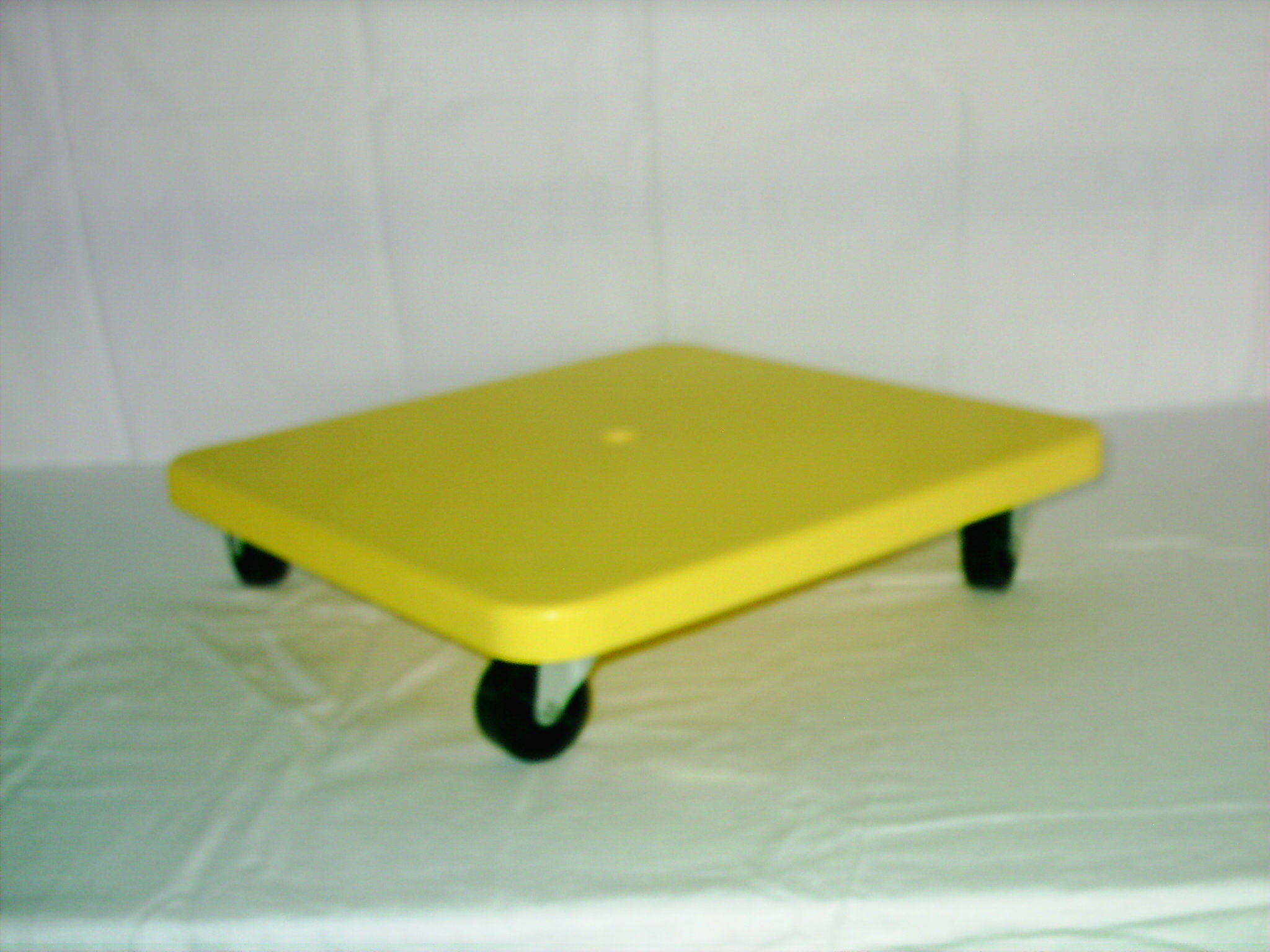 B010 Geel rolbord