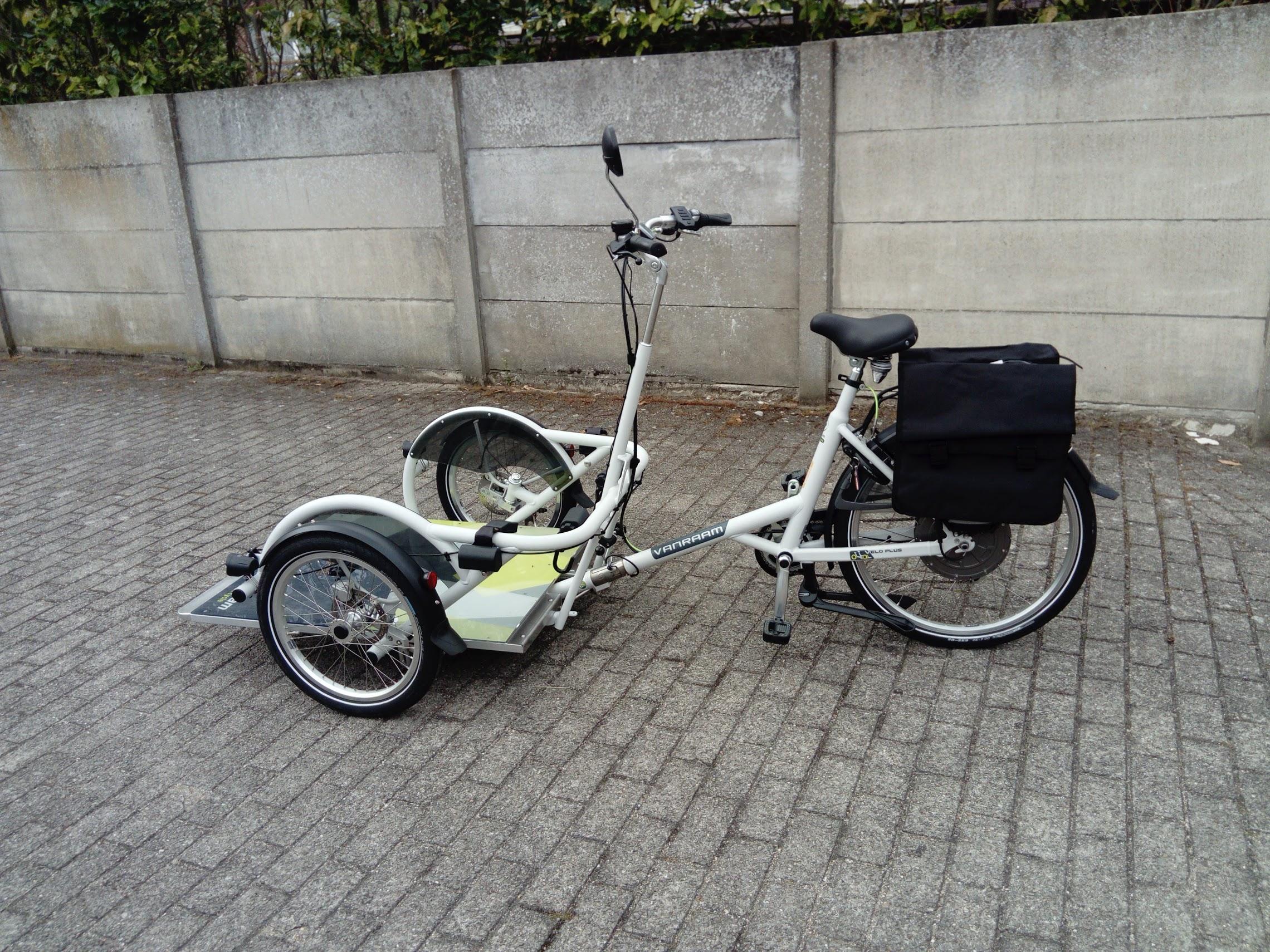 Plateau fiets